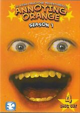 The High Fructose Adventures of Annoying Orange: Season 1 (4-Disc Set)