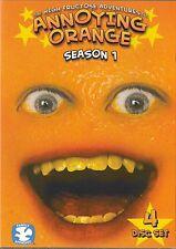 The High Fructose Adventures of Annoying Orange: Season 1 (4-Disc Set)
