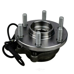 Wheel Bearing and Hub Assembly-4WD Front CRS Automotive Parts NT515065