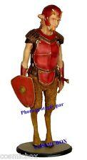 Figurine en résine NARNIA statuette le FAUNE en armure statue NECA armoured faun