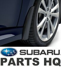 2010-2014 Subaru Legacy OEM Splash Guards Mud Flaps (Set of 4) - J101SAJ100