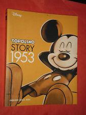 WALT DISNEY-TOPOLINO STORY 1953  N°5 - VOLUME A FUMETTI DI QUASI 200 PAGINE