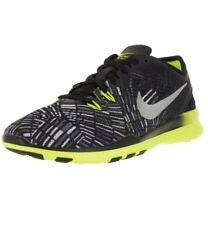 Nike Free 5.0 ROSA Scarpe da ginnastica da donna Tg UK 4
