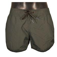 RRD - Boxer/Costume da Mare PONENTE SUPER - 7225 - Colore Verde 20 - Taglia 32