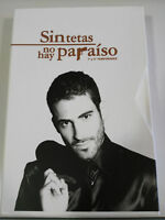SIN TETAS NO HAY PARAISO SERIE TV TEMPORADAS 1+ 2 + LIBRO - 11 DVD EDIC DE LUJO