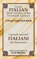 Great Italian Short Stories of the Twentieth Century / I grandi racconti italia