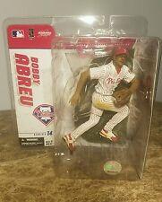 MLB Baseball Series 14 - Bobby Abreu Philadelphia Phillies 6in Figure, McFarlane