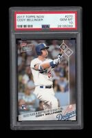 2017 Topps Now BB #270 Cody Bellinger Los Angeles Dodgers ROOKIE CARD PSA 10 !!!