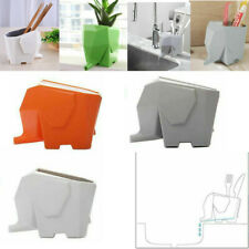 Cutlery Drainer Elephant Jumbo Dish Organizer Spoon Holder Kitchen Bathroom