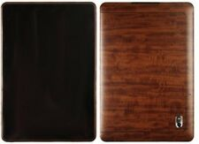 Skinomi Phone Skin Dark Wood+Screen Protector for Motorola XOOM 2 Family Edition