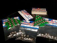 Vintage LeeWard Westrim Crafts Mini High Luster Garland and Jingle Bells Lot