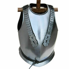 Medieval !9th Century French Napolian Medieval Cuirass Knight Breastplate