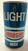 Genesee Light Empty Beer Can Vintage Rochester New York
