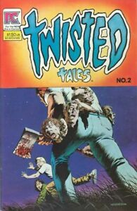 TWISTED TALES #2 (Pacific Comics, 1983) NM!