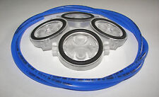 Vacuum Clamps Pods for Cnc & Woodworking, Single Sided Acrylic Vacuum Pods