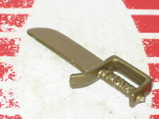 GI Joe Weapon Street Fighter VEGA Knife 1993 Original Figure Accessory