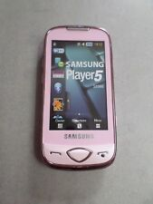 TELEPHONE *** FACTICE *** Smartphone SAMSUNG PLAYER 5 / Rose