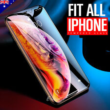 2X Tempered Glass Screen Protector For Apple iPhone XS Max XR 8 7 Plus 6