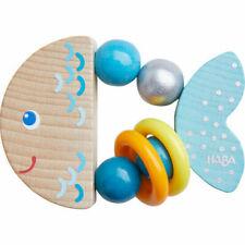 HABA® Greifling Klapperfisch Baby Spielzeug Holz Feinmotorik erstes Greifen ?