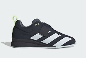Adidas Adipower 2 Weightlifting shoes, Black Size UK 11 RRP £150 Crossfit
