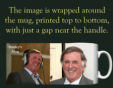 Sir Terry Wogan -  Personalised Mug / Cup