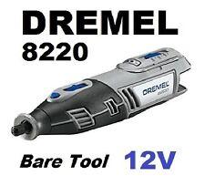 Dremel 12V 12 Volt MAX Cordless Lithium-Ion Rotary Tool 8220 (Refurb-NO Battery)