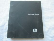 John Deere 2280 hydrostatic-drive windrower technical manual
