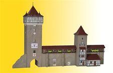 kibri 37362 Piste N Mur de la ville avec Tour de treillis # in #