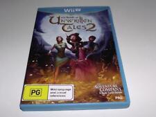 Book of Unwritten Tales 2 Nintendo Wii U PAL *Complete*