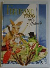 Ferdinand Frog and Friends Juliene Sinclair signed by author to Regan large book