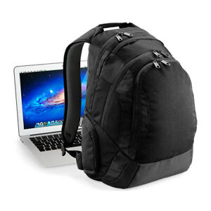 QUADRA Vessel Laptop Backpack Adjustable Shoulder Strap iPad Tablet Travel QD905