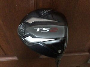 Titleist TS2 Driver Excellent Condition with Headcover + Wrench