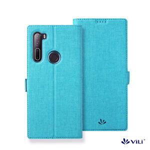 Für HTC U20 5G Case Magnet PU Leder TPU Handy Hülle Taschen Wallet Case Cover