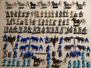 Lot soldats atlantic esci imex nordistes sudistes secession figurines 1/72