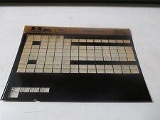Kawasaki KX250 - C Series Parts List Micro Fiche
