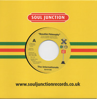 INTERNATIONALS Beautiful Philosophy / Too Sweet... NEW NORTHERN SOUL 45 (SJ1013)
