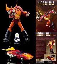 Transformers Masterpiece FansToys FT-17 Hoodlum aka MP Hotrod MISB