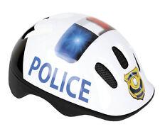 Kinder Jungen Mädchen Fahrrad Fahrrad-roller Sicherheits Unfall Helm Police