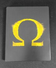 God of War Ascension Collector's Edition Steelbook NO GAME