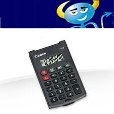 Canon Battery Powered Handheld Calculators