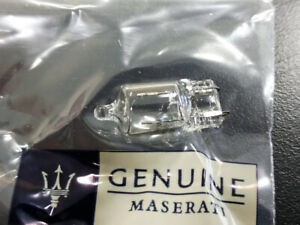 Maserati GranTurismo Quattroporte OEM Dome Light Lamp Bulb NEW 980139005