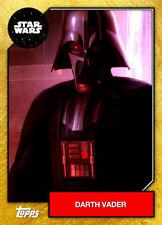 Topps Star Wars Card Trader 2019 Base GOLD Darth Vader (Rebels) [DIGITAL] 100cc