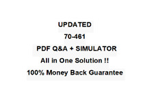 70-461 Microsoft Certified Professional Exam Test QA&SIM