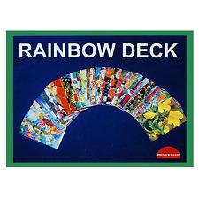 Rainbow Deck by Premium Magic - Trick