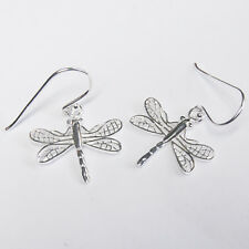 Dragonfly Earring 925 Sterling Silver