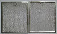 """2 Filters PANASONIC F400B5H00AP, 1036077 Microwave Grease Filters  7 3/4"""" X 9"""""""
