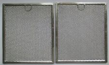 "2 Filters PANASONIC F400B5H00AP, 1036077 Microwave Grease Filters  7 3/4"" X 9"""