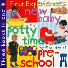 3 in 1: New Baby, Potty Time, Pre-school