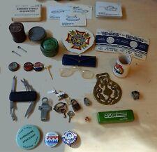 Vintage Junk Drawer Lot #8