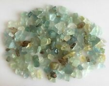 100 Cts Beautiful  Natural Aquamarine Rough Lot Loose Gemstone T5